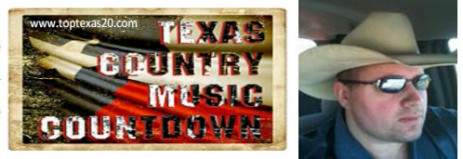 Texas Country Music Countdown on Country FM24